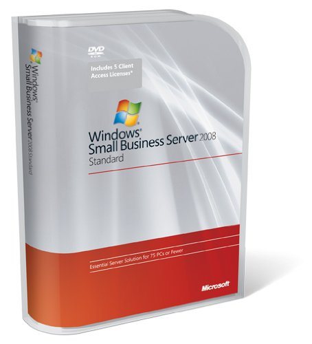 Windows Small Business Server User CAL Suite 2008 English Single Client AddPak