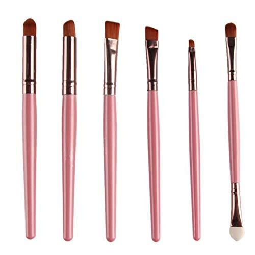 HZFROST Make-up kwast voor oogschaduw, verpakt per 6 stuks PK