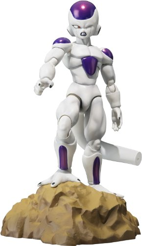 Bandai Tamashii Nations Frieza Final Form Dragonball Z S.H.Figuarts Action Figure image