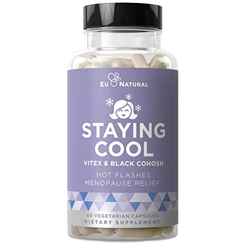 Staying Cool Hot Flashes & Menopause Natural Relief