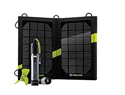 Goal Zero Guide Solar Recharging Kit