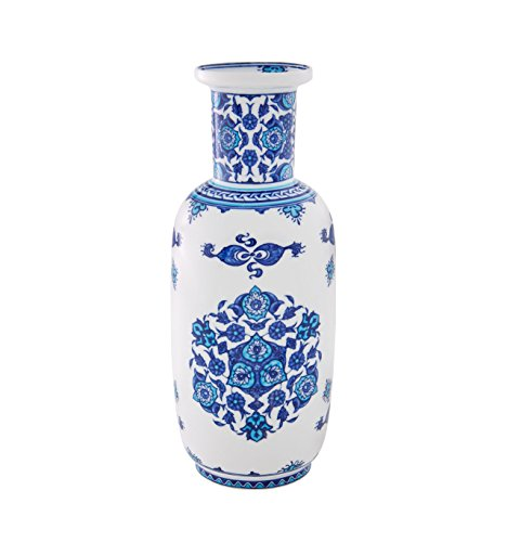 Vista Alegre Izmir porcelana decorativa pequim jarrón fabricado en Portugal