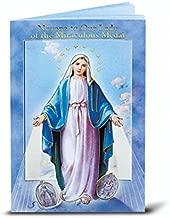 miraculous medal novena booklet