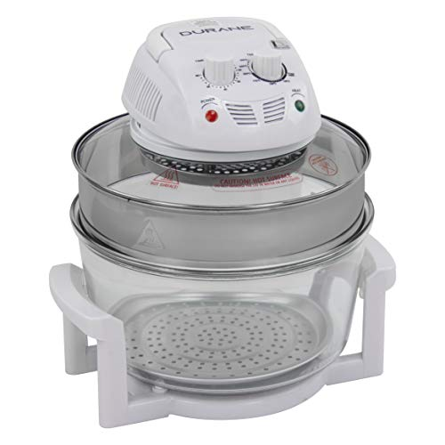 Durane Halogen Oven - 12-17L - 1400W - Covection Oven-Air F