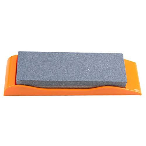 Whetstone Double-Sided Oil Stone Siliziumkarbid Multi-Funktion Knife Sharpener Anti-Skid Base Home Küche essentieller Wetstone