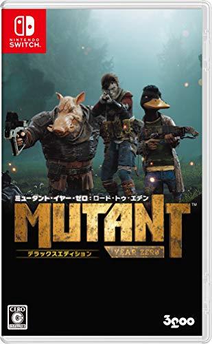 Mutant Year Zero: Road to Eden for NINTENDO SWITCH REGION FREE JAPANESE VERSION