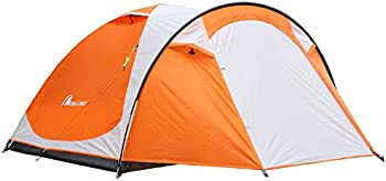Moon Lence 3 to 4 Person Outdoor Camping Tent