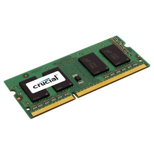 Crucial CT25664BC1339A 2GB Laptop Memory