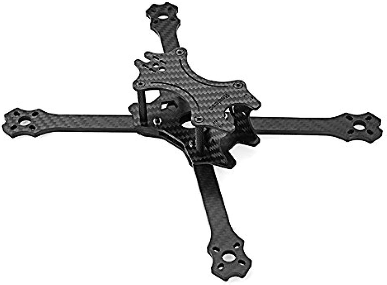 KINGDUO Realacc Flywin 220Mm Radstand 4Mm Arm Kohlefaser Rc Drohne FPV Racing Rahmen Kit W 5 12V Pdb Board