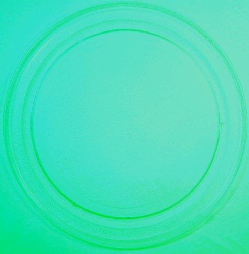Mikrowellenteller / Drehteller / Glasteller für Mikrowelle # ersetzt Koenig Mikrowellenteller # Durchmesser Ø 36 cm / 360 mm # Ersatzteller # Ersatzteil für die Mikrowelle # Ersatz-Drehteller # OHNE Drehring # OHNE Drehkreuz # OHNE Mitnehmer
