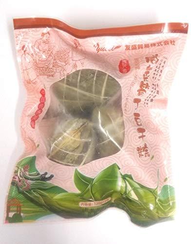 冷凍粽子  臻徳斎 咸菜筍丁豆干粽 120gX3個(1袋)、中華ちまき、端午節♪