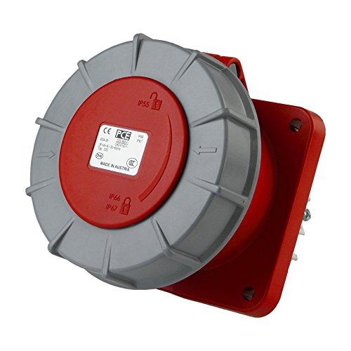 PCE Power Twist 335-6 CEE Anbaudose 63 A 5polig 400 V