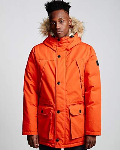 Element Herren Explorer Parka orange M