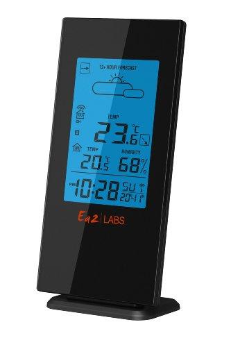 Labs LABS BL503 - Estación meteorológica, color negro