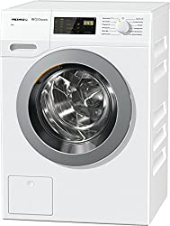 Miele WDB 005 WCS Waschmaschine / Frontlader / Schontrommel / 7 kg / Bedienung per Fingertipp / CapDosing / Energieeffizienzklasse A+++ (175 kWh/Jahr) / weiß