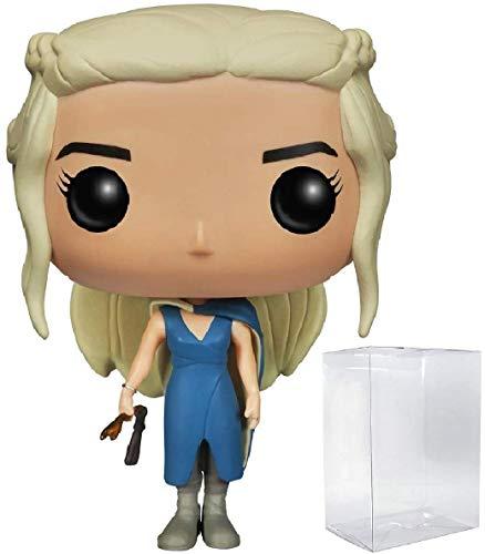 Game of Thrones: Mhysa Daenerys Targaryen Funko Pop! - Figura in vinile (include custodia protettiva compatibile per pop box)