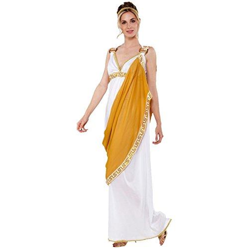 Spassprofi Elegantes Kostüm Römerin Größe 38-42 Antike Römerinkostüm Rom