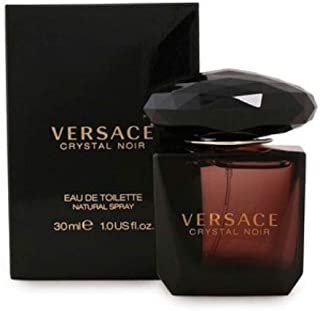 Versαce Crystal Noir For Women Eau de Parfum Spray 1.0 OZ. / 30 ml.