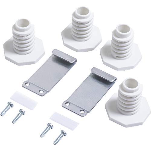 Blue Stars W10869845 - Kit de pilas de repuesto para secadora Whirlpool estándar y de ventilación larga, sustituye a W10298318...
