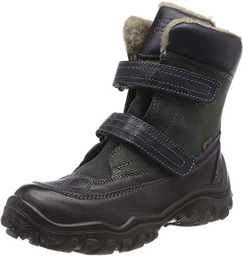 Bisgaard Unisex-Kinder TEX Stiefel Schneestiefel, Blau (21 Navy), 27 EU