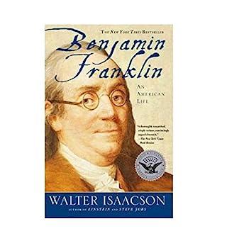 Paperback Benjamin Franklin : An American Life Book