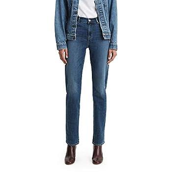 Levi s Women s Classic Straight Jeans Pants -maui waterfall 29  US 8  R
