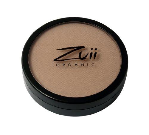 Zuii Organic - Fond de teint bio poudre floral noix de pécan - 30 ml
