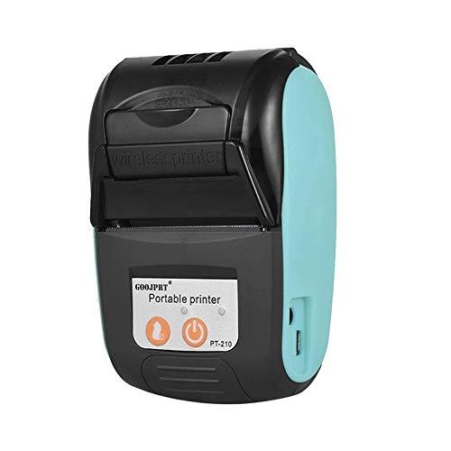Best Buy! XIONGHAIZI GOOJPRT PT-210 Portable Thermal Printer Handheld 58mm Receipt Printer for Retai...