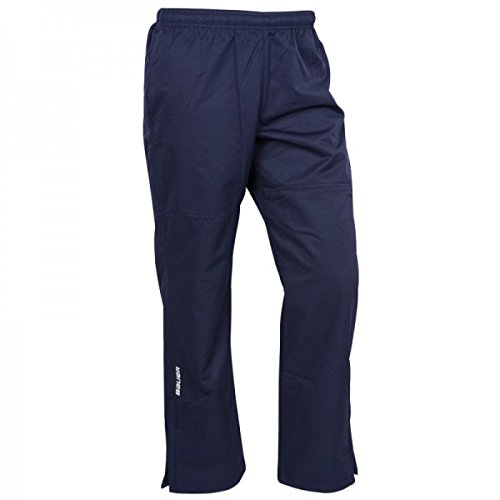 BAUER Lightweight Warm Up Pant Men + Youth, taille:Youth XXS = 99cm - 112cm;couleur:black