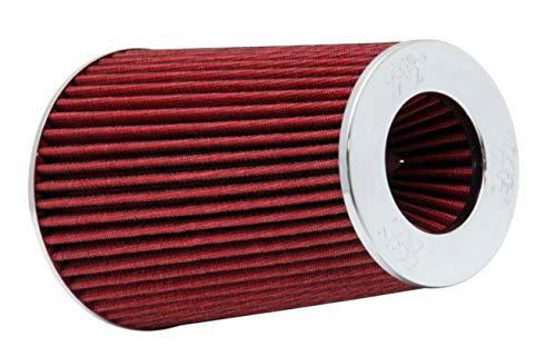 K&N RG-1002RD filtro cromado universal Coche y Moto