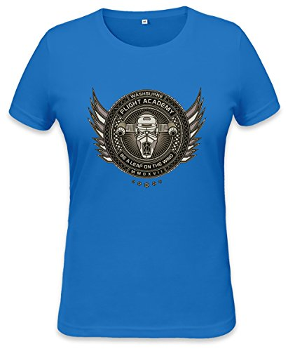 On the Wind Womens T-shirt Small