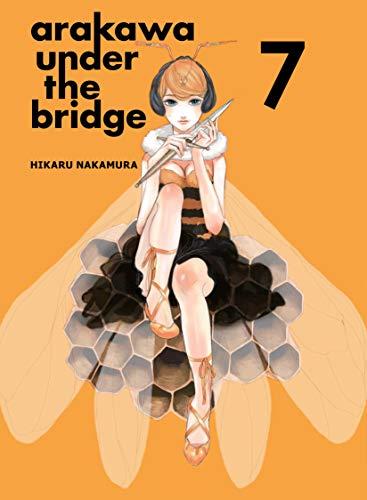 Arakawa Under the Bridge, 7