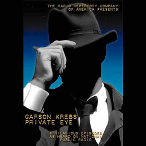 Garson Krebs, Private Eye cover art