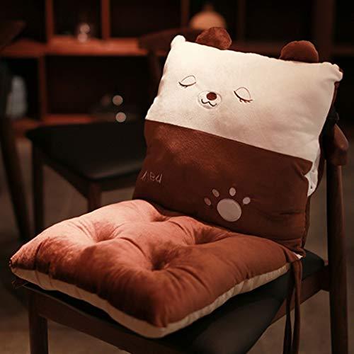 ウサギ型 抱き枕 ラウンドクッション もちもち ねこ型 正方形 鹿型 マシュマロ かわいい 座布団 マイクロファイバー 極厚 ふわふわ 防滑 ジップ付 洗える 厚め 体圧分散 40x40cm グレー ピンク
