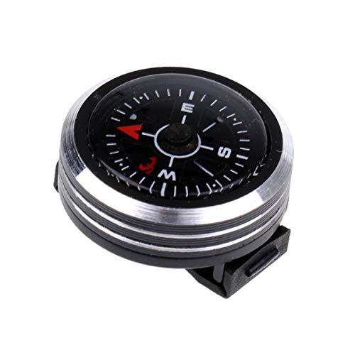 Flüssigkeitsgedämpfter Armband-Kompass GWE NAV2 PRO für Uhrenarmbänder