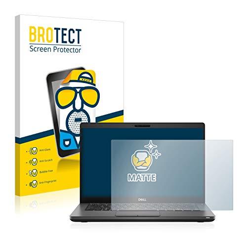 BROTECT Entspiegelungs-Schutzfolie kompatibel mit Dell Latitude 5410 Bildschirmschutz-Folie Matt, Anti-Reflex, Anti-Fingerprint