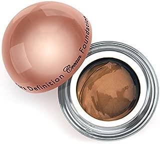LA Splash UD Ultra Define Matte Cream Foundation (Toffee) Foundation, Concealer, Makeup, Professional, Paraben-Free