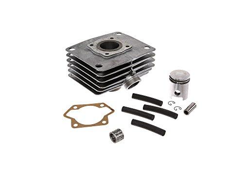 AKF Set: Zylinder + Kolben + Nadellager, 50ccm, 60km/h - für Simson S51, KR51/2 Schwalbe, SR50