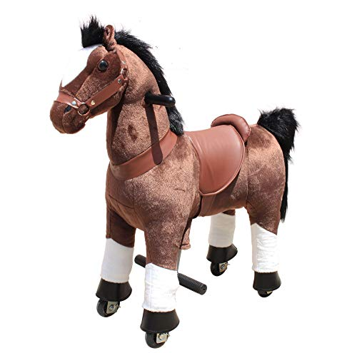Mechanical Riding Horse Toy...