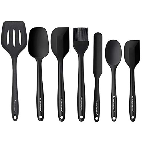 To encounter 23 Pieces Kitchen Utensil Set Silicone Cooking Utensils Kitchen Gadgets for Nonstick...