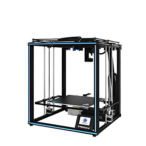 TRONXY Factory Direct Sales X5SA Pro Industrial-Grade3D Printer With DIY Assembly, Titan Extruder, COREXY Auto Leveling, Power Failure Resume, Print Size 330x330x400mm