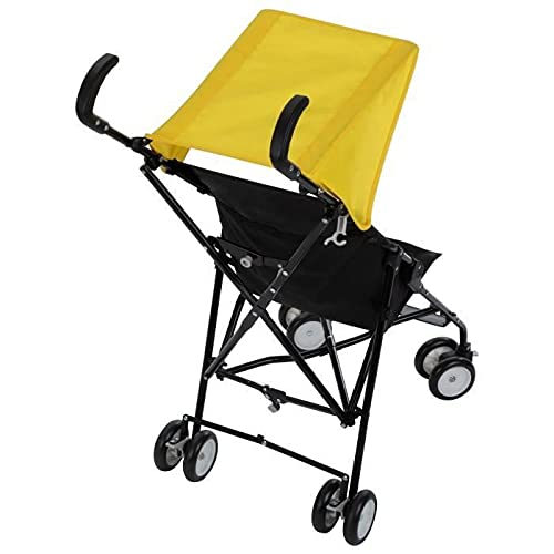 Safety 1st 1182511000 Safety 1st Peps Buggy, Yellow Triangle, gelb