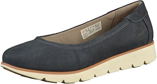 Timberland CA1PFB Damen Slipper Dark Total, EU 41