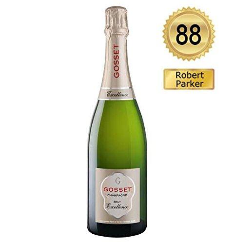 Champagne Gosset Brut Excellence NV (1 x 0.75l)