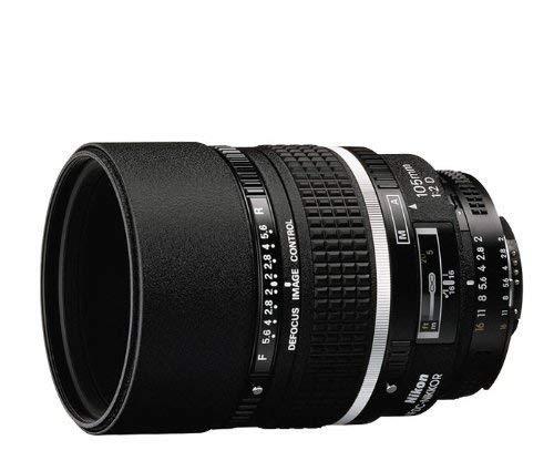 Nikon AF DC-Nikkor 105mm 1:2 D Objektiv (72mm Filtergewinde) (Generalüberholt)