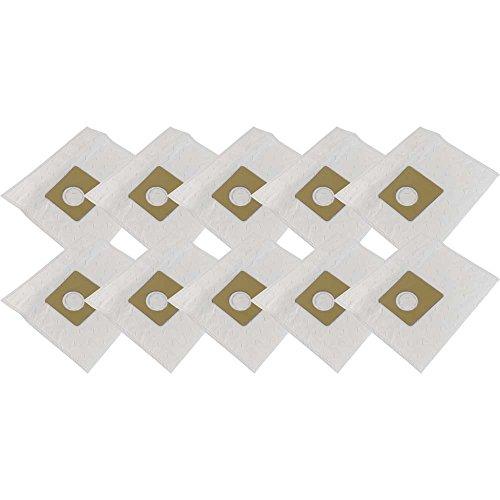 30 Bolsas de aspiradora Microvlies + 4 filtro de protección