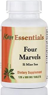 Kan Herbs - Four Marvels 120 tabs