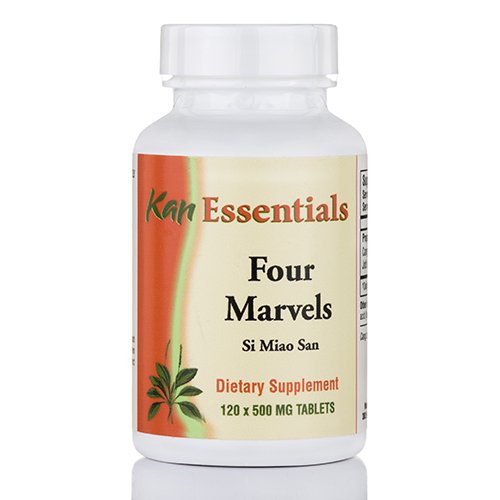 Price comparison product image Kan Herbs - Four Marvels 120 tabs