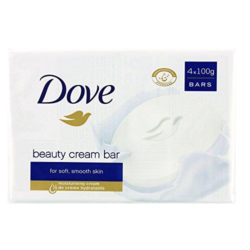Dove Original Beauty Cream Bar 4 x 100 g