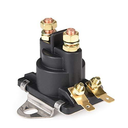 MaySpare Winch Motor Reversing Solenoid Switch Intermittent Duty Trombetta 214-1231-A11 6 Terminal 12VDC